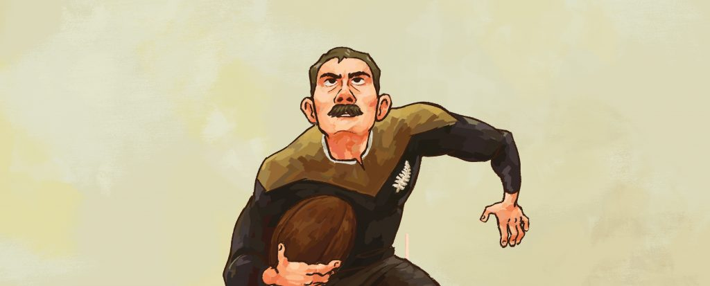 The All Blacks of 1905